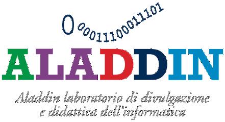 ALaDDIn LAboratorio di Divulgazione e Didattica dell'INformatica